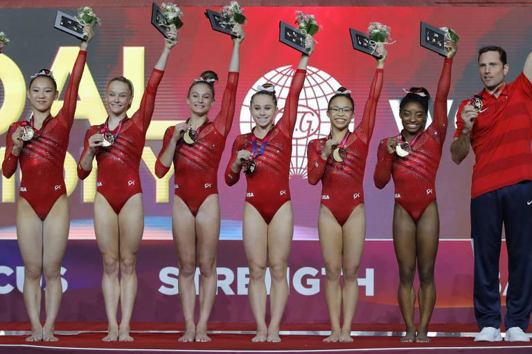 Comitê Olímpico dos EUA quer fim de federação de ginástica após casos de abuso