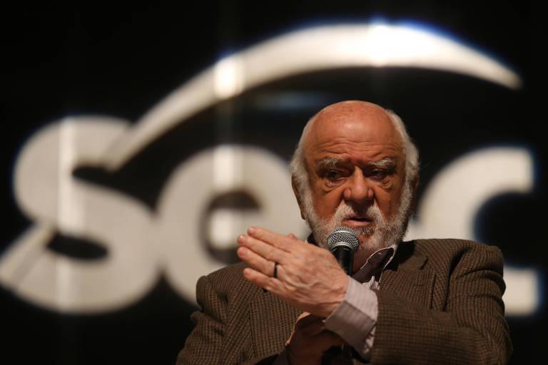 Danilo Santos de Miranda, diretor regional do Sesc de São Paulo