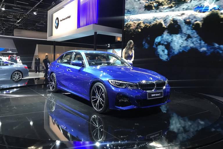 BMW apresenta nova geração do sedã Série 3, que será produzido em Santa Catarina
