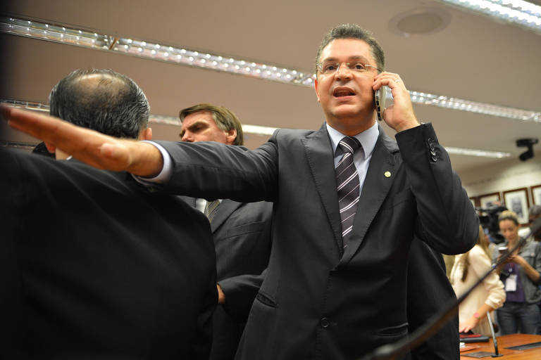 O deputado do DEM-RJ Sóstenes Cavalcante