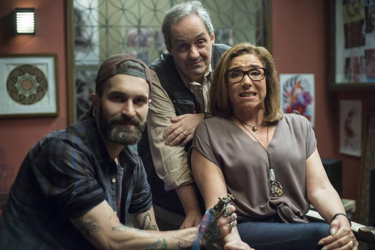 Série Pais de Primeira, que chegará este mês, na Globo