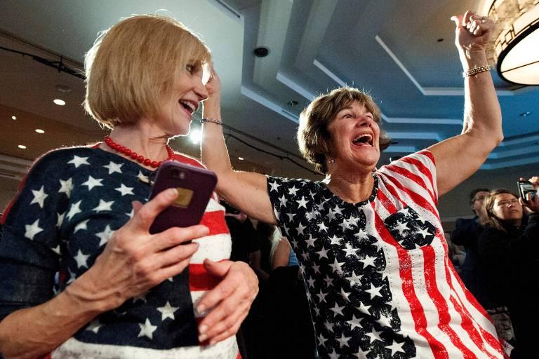 Eleições legislativas dos EUA 2018