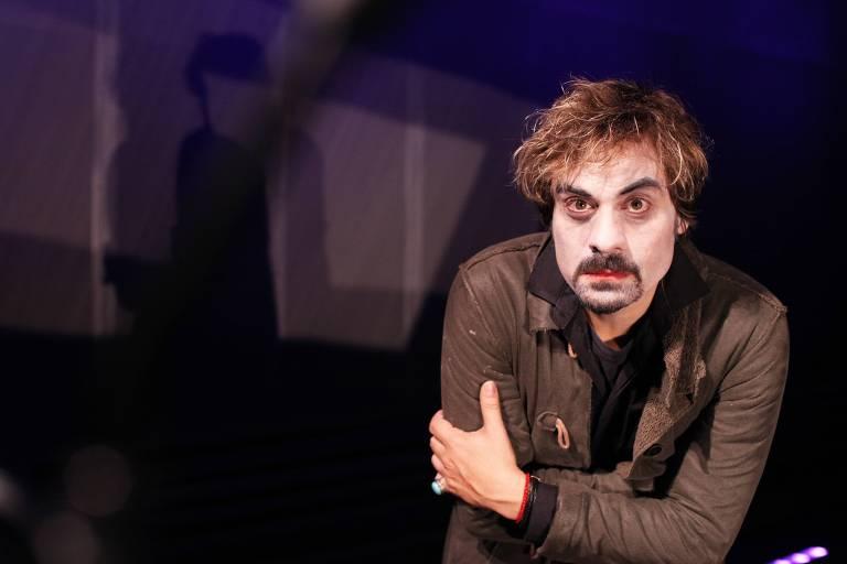 Luciano Gatti em 'O Eterno Retorno'