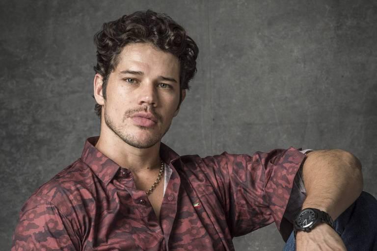 José Loreto, ator da Rede Globo