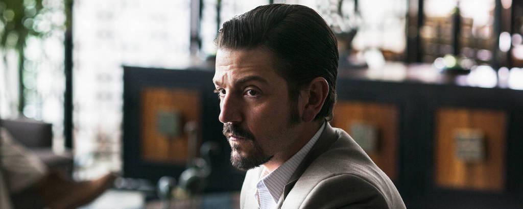Diego Luna no papel principal da quarta temporada de 'Narcos', da Netflix