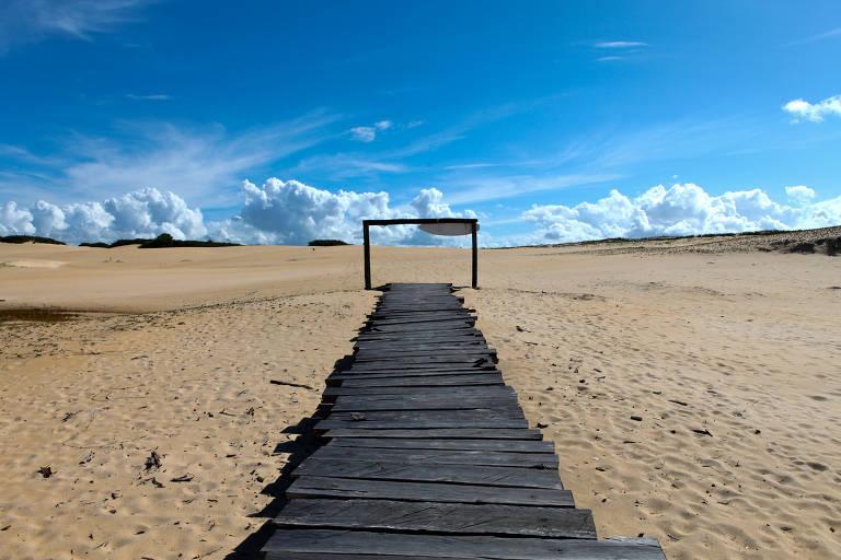 Itaúnas - litoral norte do Espírito Santo