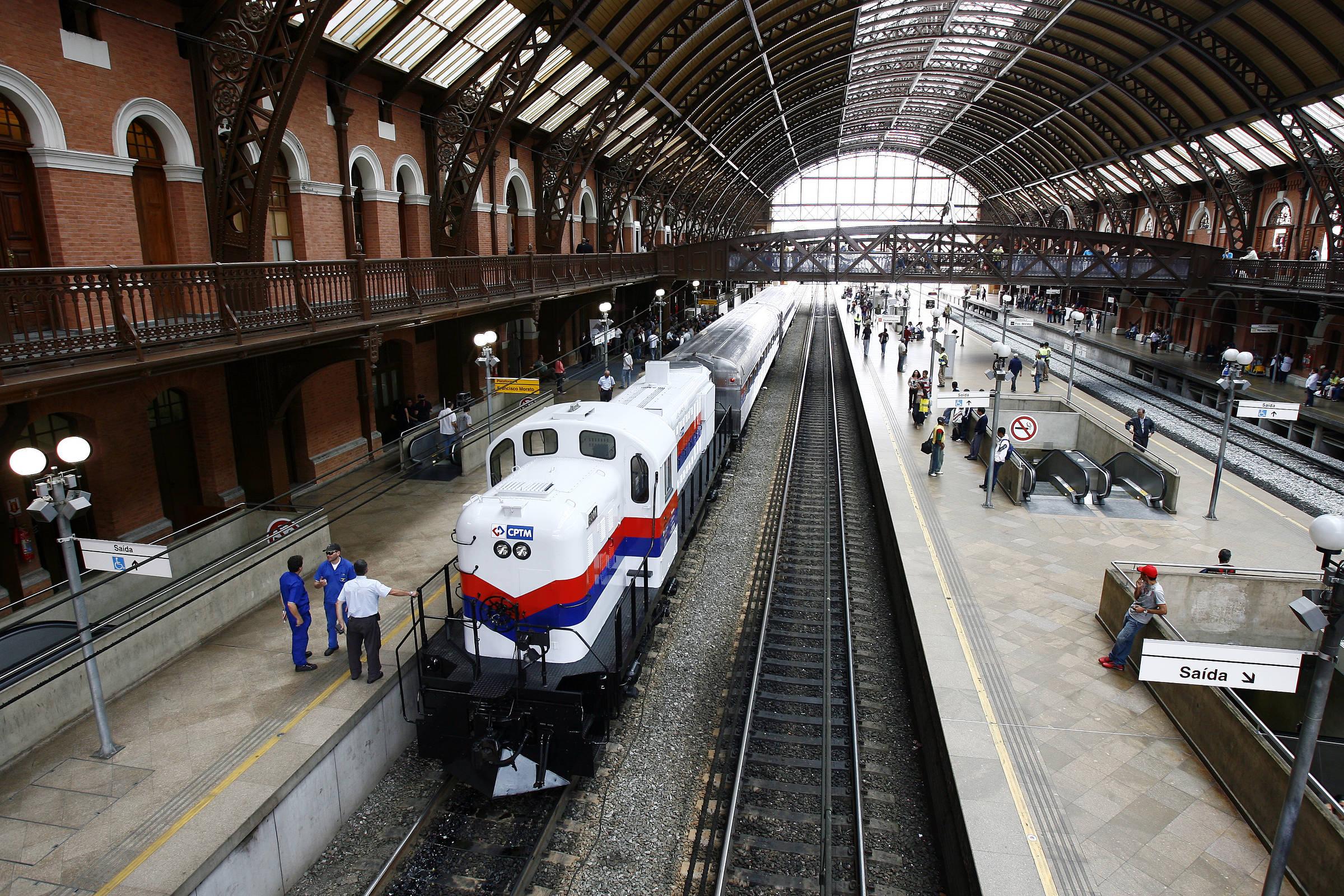CPTM retoma trem turístico para Paranapiacaba, no ABC, neste domingo (8)