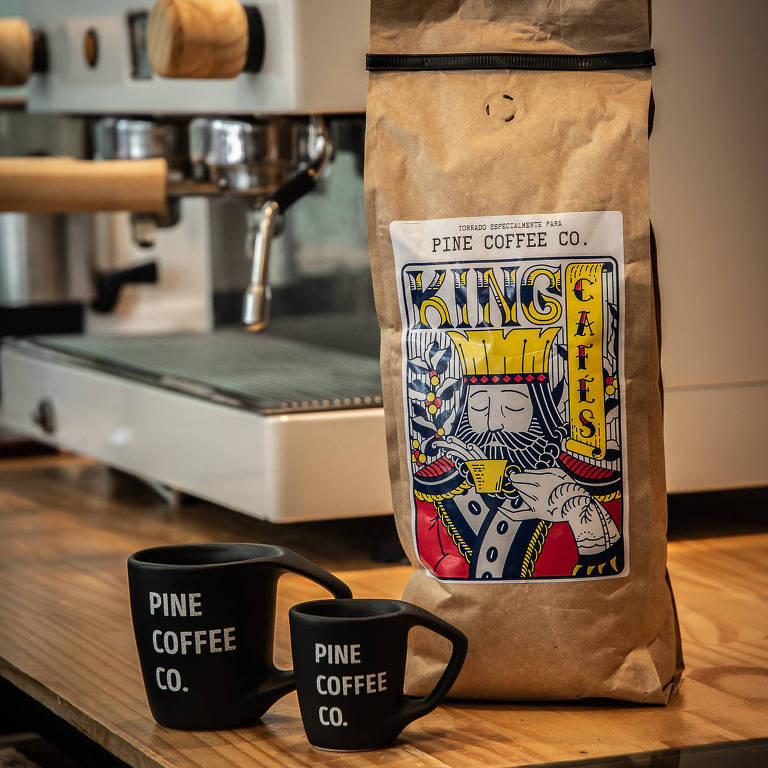 Pine Coffee Co.