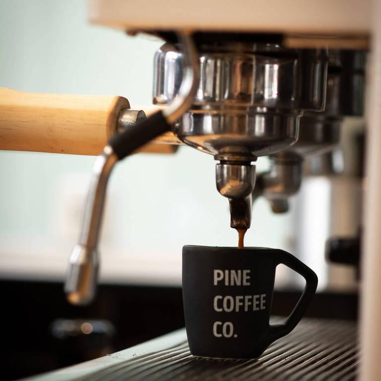 Novidade na Vila Mariana, Pine Coffee Co. tem cafés especiais e bebidas quentes