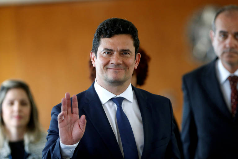 O futuro ministro da Justiça, Sergio Moro, que tem o combate à corrupção como uma de suas bandeiras