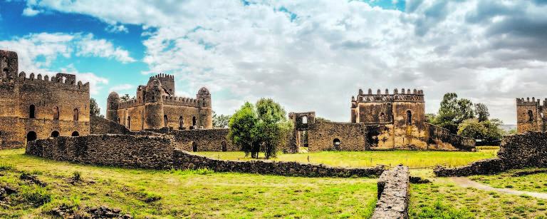 O que fazer na Etiópia