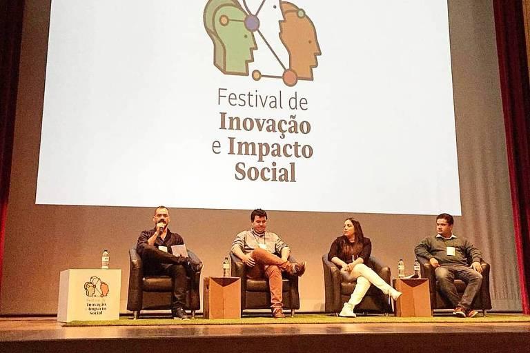 Marcelo Jambeiro (à esq.) lidera painel Captação de Recursos no Fiis