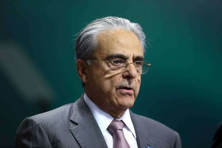 O presidente da CNI, Robson Andrade
