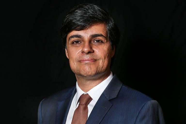 O advogado criminalista Leonardo Sica, candidato a presidente da OAB-SP
