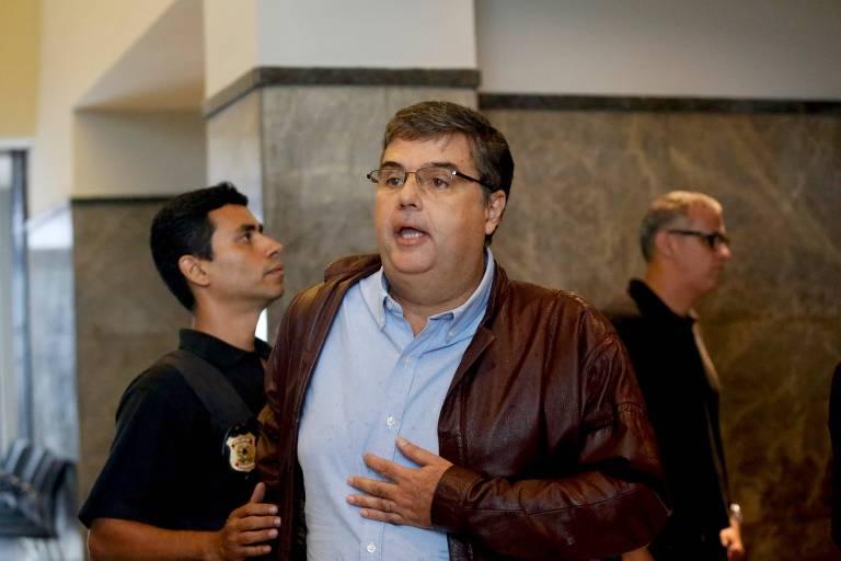 Andre Correia, deputado estadual do Rio, é preso durante operação da PF realizada nesta quinta (8)
