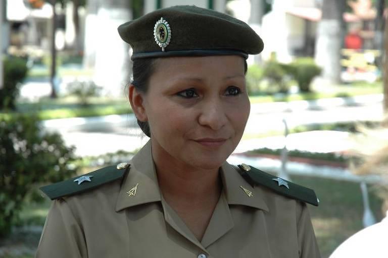 Silvia Nobre Waiãpi, índia da equipe de transição de Bolsonaro