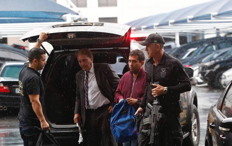 Polícia Federal deflagra a Operação Furna da Onça no Rio de Janeiro