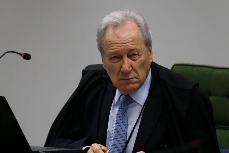 O ministro do STF Ricardo Lewandowski, que derrubou censura imposta ao jornal O Estado de S. Paulo