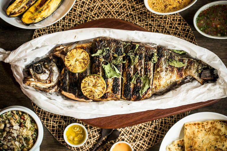 Gastronomia de Manaus