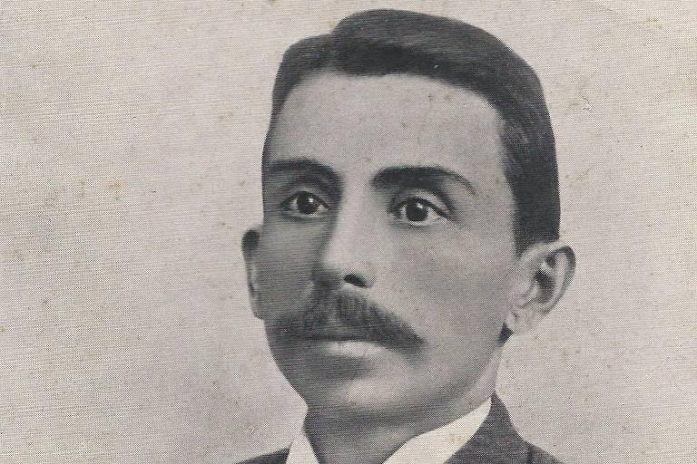 O escritor Euclides da Cunha