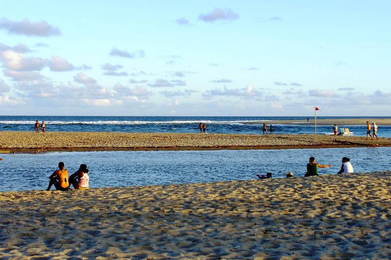 Litoral norte da Bahia