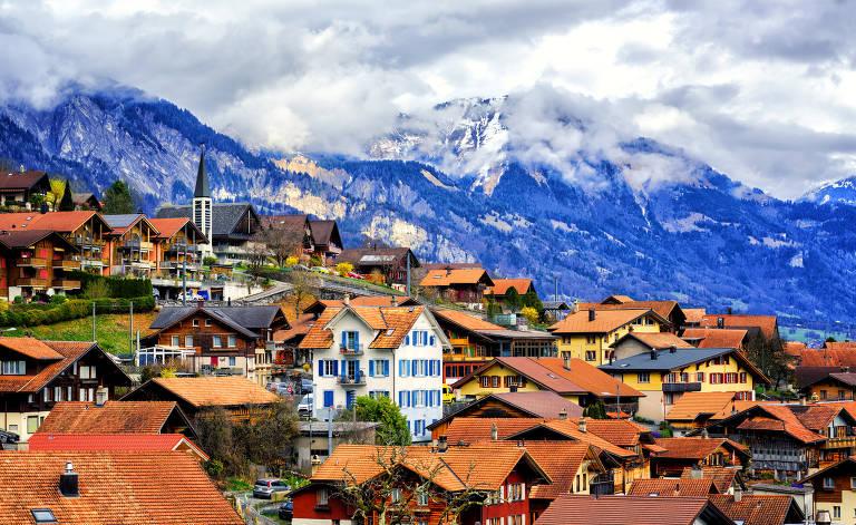 'Viaja sãopaulo Férias - Suíça'