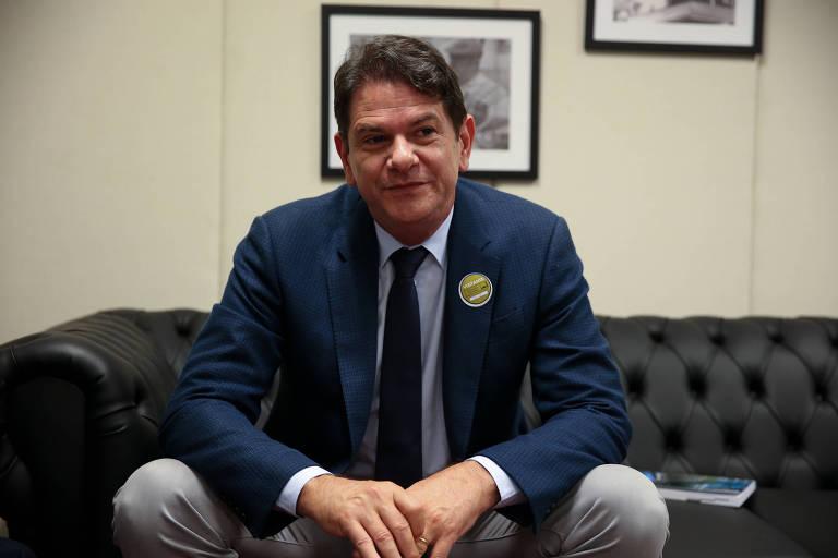 Senador eleito Cid Gomes (PDT-CE)