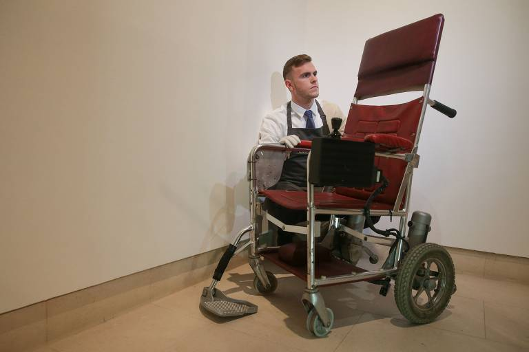 Cadeira de rodas elétrica de Hawking