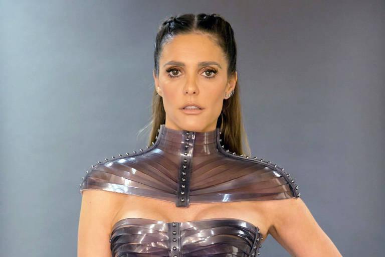 Apresentadora Fernanda Lima do programa Amor & Sexo dedicado à mulher
