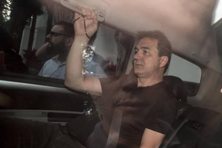 Empresário Joesley Batista é preso na manhã de sexta (9)