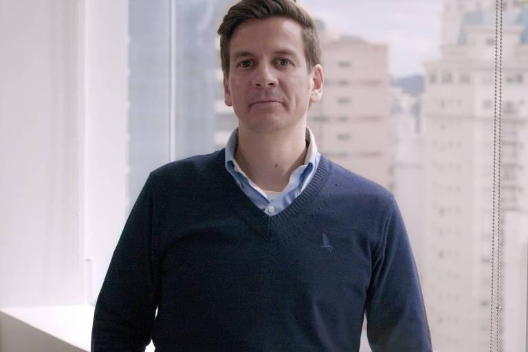Fernando Ladeira Fernandes, diretor de gente e gestão da Falconi