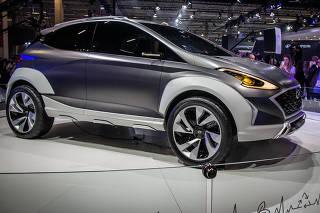 Hyundai Saga exibe os detalhes do novo HB20, previsto para 2019