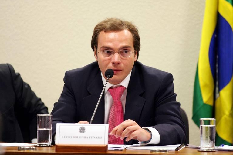 O delator Lúcio Funaro, que também já fez um acordo de colaboração premiada no qual acusou Constantino de corrupção