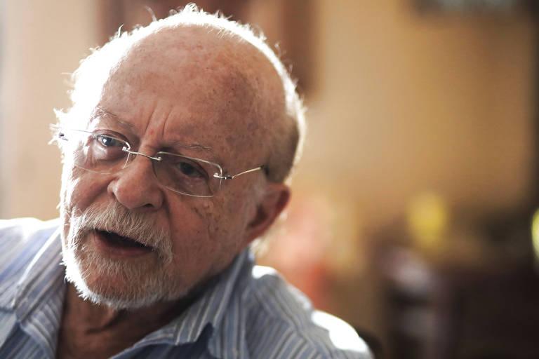 O ex-governador Alberto Goldman