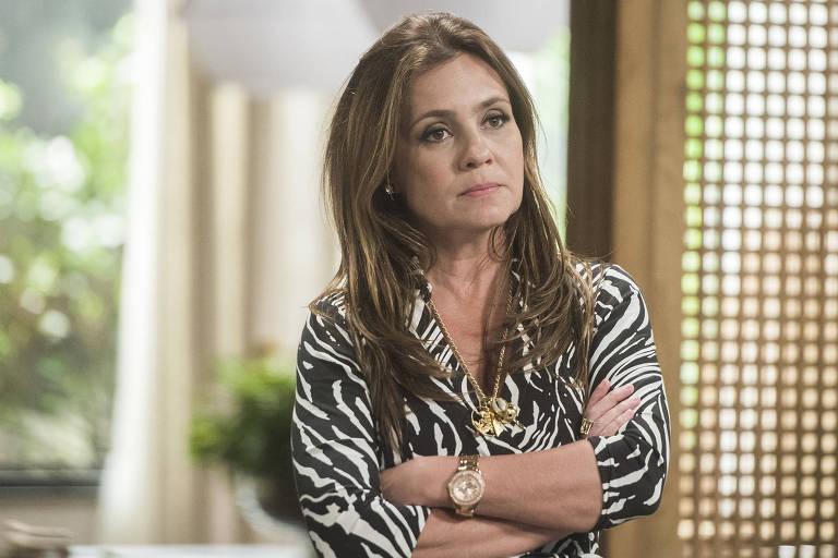 """Adriana Esteves deixou imagem marcante em """"Segundo Sol"""""""