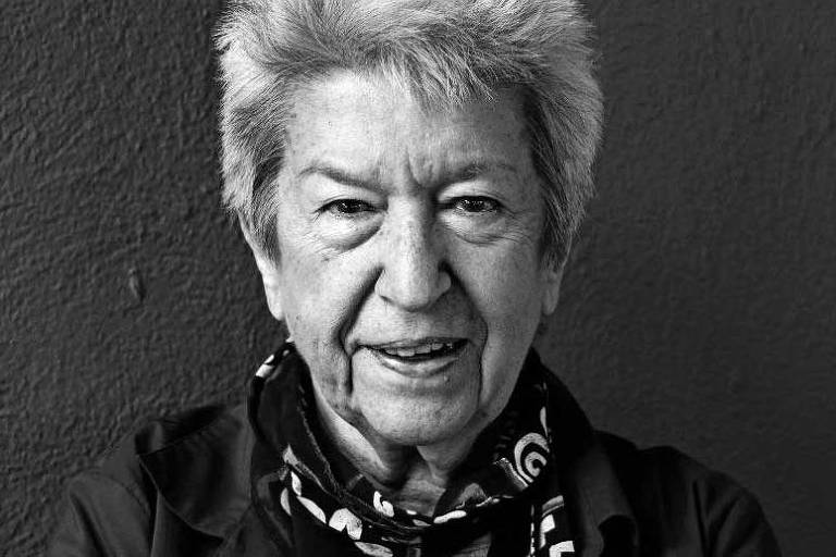 A escritora argentina Silvia Molloy