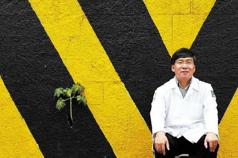 O médico Roberto Kikawa, fundador do Cies Global e vencedor do Prêmio Empreendedor Social em 2010