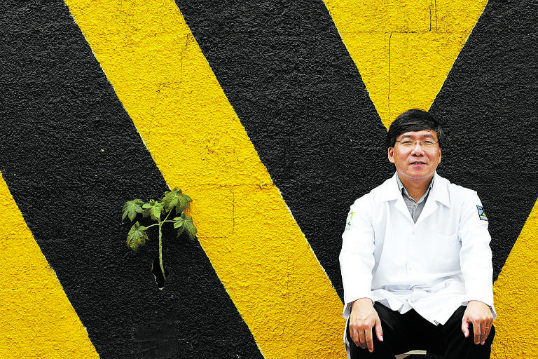 O médico Roberto Kikawa, fundador do Cies Global e vencedor do Prêmio Empreendedor Social 2010