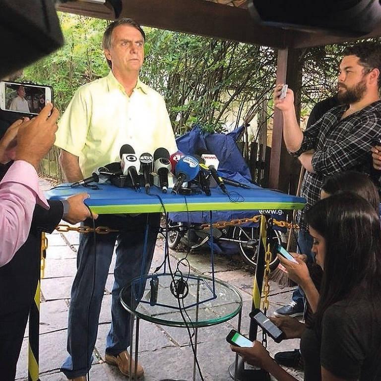 Vídeos de Bolsonaro