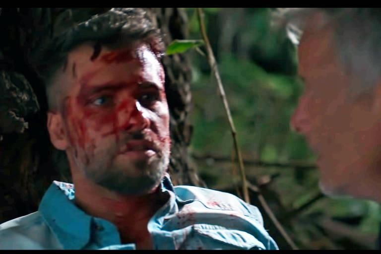 Gabriel sofre acidente em primeiro episódio de 'O Sétimo Guardião'
