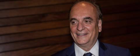 SAO PAULO, SP, BRASIL, 21-11-2017, 21h00: O presidente do tribunal Paulo Dimas Mascaretti, durante o Jantar Anual do MDA (Movimento de Defesa da Advocacia), no restaurante Figueira Rubayat, nos Jardins, em Sao Paulo. (Foto: Eduardo Anizelli/Folhapress, ILUSTRADA/MONICA BERGAMO) ***EXCLUSIVO***