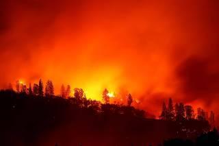 California's Destructive Camp Fire Kills 23, Burns Over 100,000 Acres