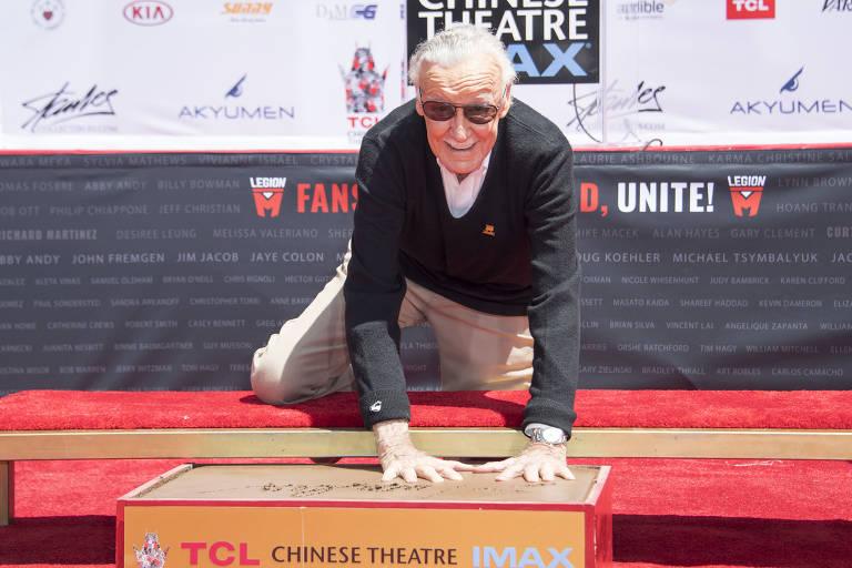 Stan Lee morre aos 95