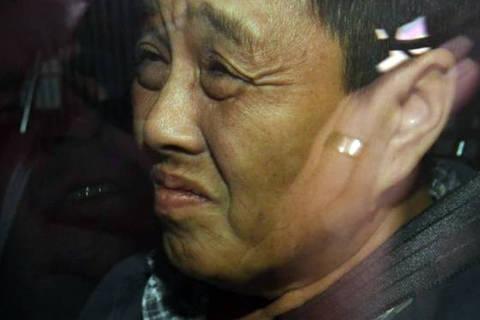 My Ut Trinh foi presa na Austrália sob acusação de colocar agulhas em morangos DIREITOS RESERVADOS. NÃO PUBLICAR SEM AUTORIZAÇÃO DO DETENTOR DOS DIREITOS AUTORAIS E DE IMAGEM