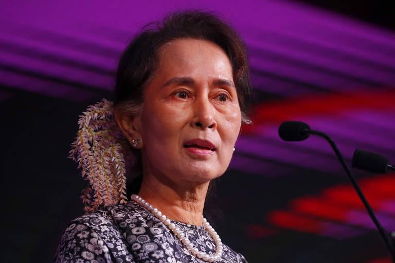 Anistia Internacional retira prêmio de Suu Kyi em meio a acusações por massacre em Mianmar