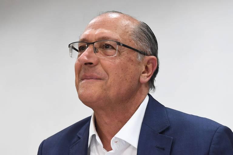 O ex-governador de São Paulo e presidenciável derrotado Geraldo Alckmin, atual presidente do PSDB