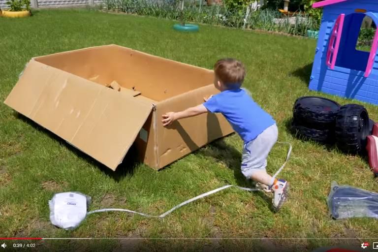 Crianças e o YouTube