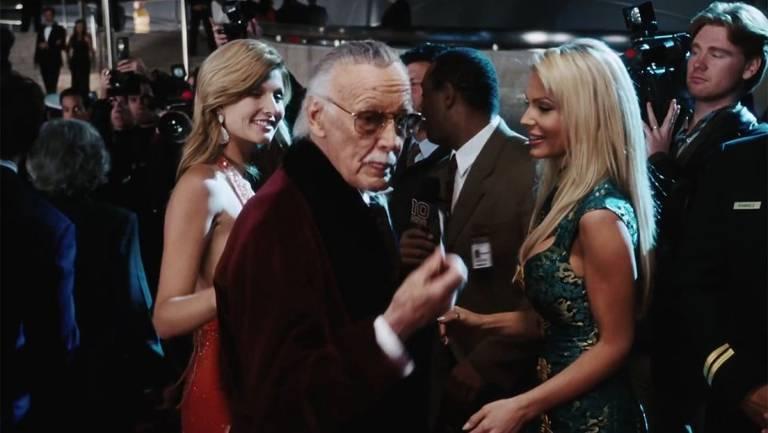 Aparições de Stan Lee