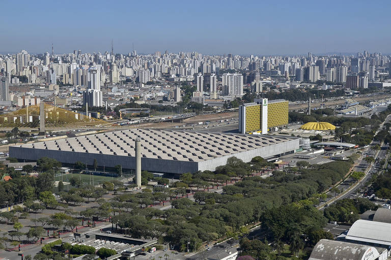 Anhembi vai ganhar arena de R$ 500 milhões para shows e eventos esportivos
