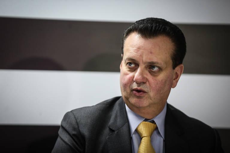 Secretários de Doria no Governo de SP